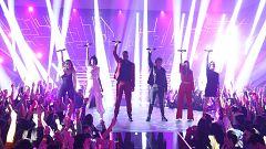 """OT 2018 - """"Human"""", canción grupal de la gala 12"""