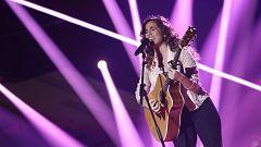 """OT 2018 - Julia canta """"Ya lo sabes"""" en la gala 12"""
