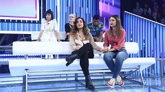 OT 2018 -  Alba, Julia, Sabela, Natalia y Famous finalistas de OT 2018