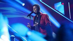 """OT 2018 - Famous canta """"Solo tú"""" en la gala 12"""