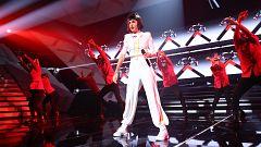 """OT 2018 - Natalia canta """"Seven nation army"""" en la gala 12"""