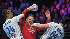 Balonmano - Campeonato de Europa Femenino: Serbia - Francia