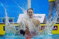 El ruso Prigoda fija un nuevo récord del mundo en los 200 braza