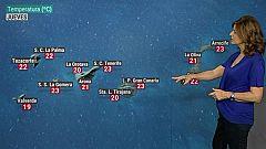 El tiempo en Canarias - 13/12/2018