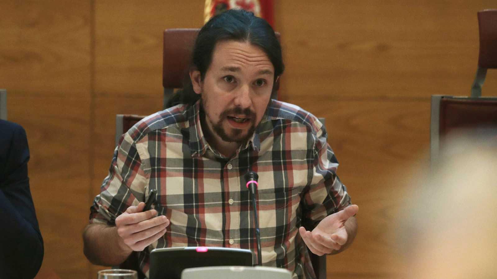 Pablo Iglesias niega que Venezuela haya financiado a Podemos