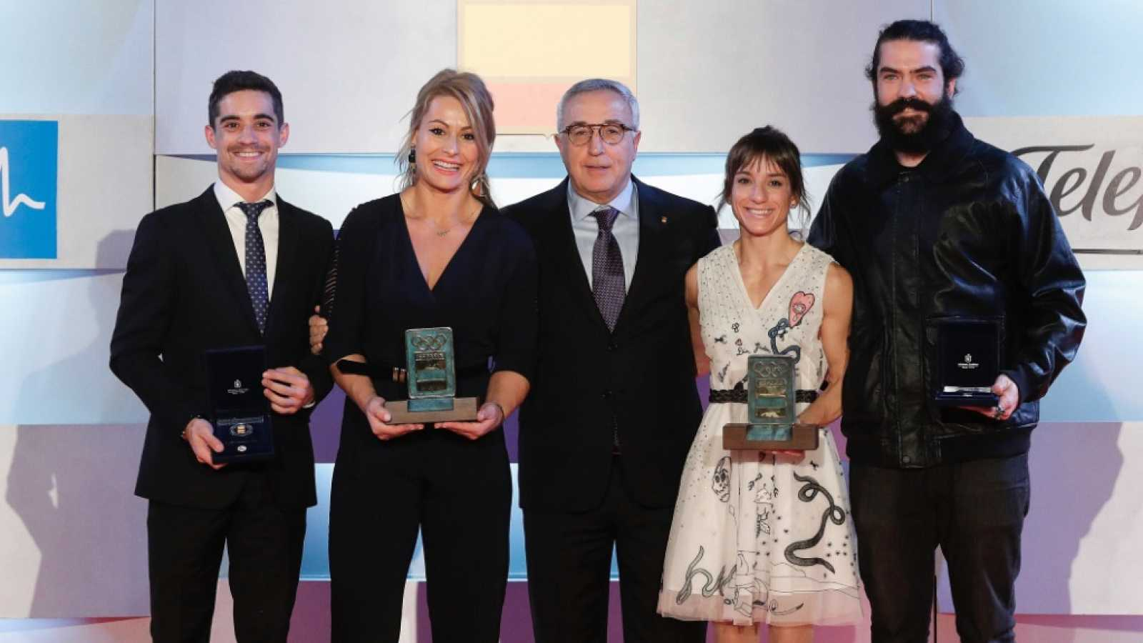 Gala Comité Olímpico Español 2018 - ver ahora