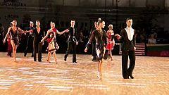 Baile deportivo - Spanish Open y Campeonato de España 2018