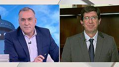 Los desayunos de TVE - Juan Marín, líder de Ciudadanos en Andalucía