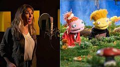 RTVE.es os ofrece el videoclip de la canción 'Amigos', de la película de los Lunnis, que interpreta Gisela