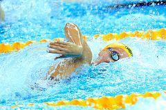 Ariarne Titmus establece nuevo récord del mundo en 400 libre