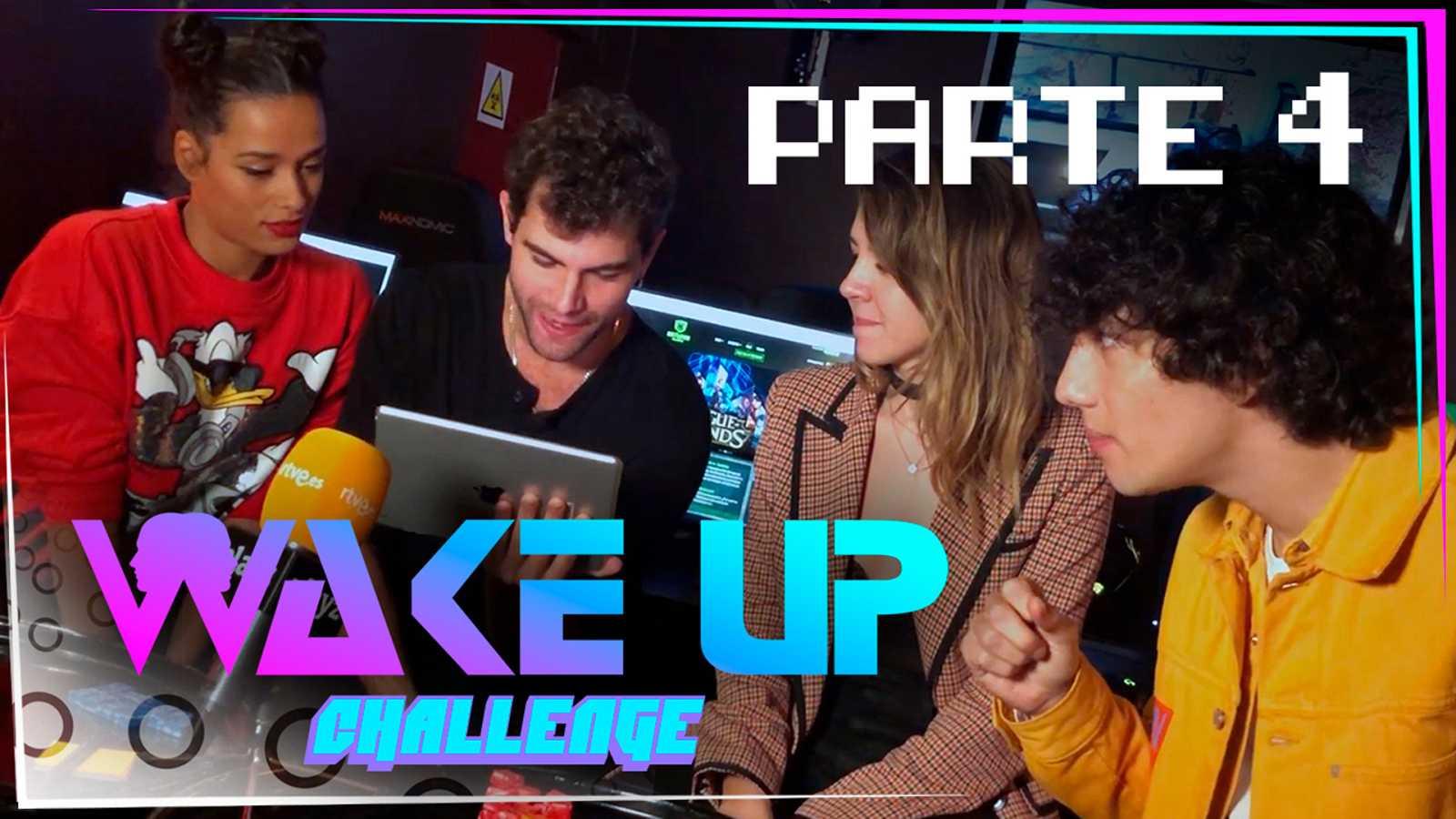 Playz - Wake Up Challenge Parte IV