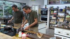 Torres en la cocina - Arroz de chipirones y churros con chocolate