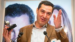 """Ciudadanos, molesto porque el PP se reunió con Vox """"en paralelo"""" a su negociación en Andalucía"""