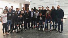 Los jugadores del Reus se desvincularán del club