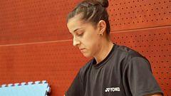Carolina Marín en 'Deportistas de Eli-te', esta noche a las 22:45 en TdP