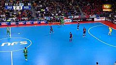 LNFS 2018-2019. Jornada FC Barcelona 2-1 Inter: Elisandro