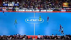 LNFS 2018-2019. Jornada FC Barcelona 1-0 Inter: Esquerdinha