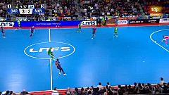 LNFS 2018-2019. Jornada FC Barcelona 3-3 Inter: Elisandro