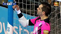 LNFS 2018-2019. Jornada FC Barcelona 4-3 Inter: Artur