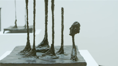 La Sala. Guggenheim - Alberto Giacometti
