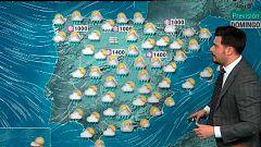 Bajan las temperaturas en el norte y aumentan en Baleares