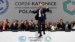 La cumbre del clima de Katowice sella las bases para implementar el Acuerdo de París