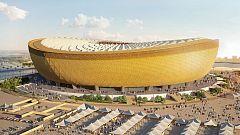 Catar desvela el diseño del estadio de la final del Mundial 2022