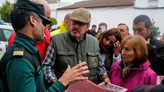La Guardia Civil también ha reforzado sus equipos para encontrar a Laura con vida