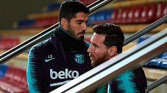 El Barcelona visita al Levante con la derrota del año pasado en la cabeza