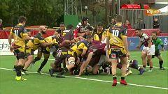 Rugby - Liga División de Honor Masculina. 12ª jornada: Alcobendas Rugby - Aparejadores Burgos
