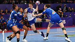 Balonmano - Campeonato de Europa Femenino: Final