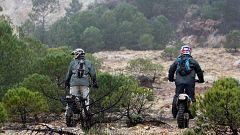 La pista de la profesora desaparecida se perdió nueve kilómetros al norte de El Campillo