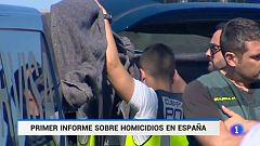 Hombre, joven y español... es el perfil del homicida más común en nuestro país