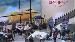 Fábrica de ideas - Incuba: Demium Startups