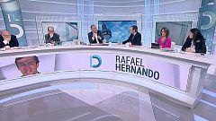 Los desayunos de TVE - Rafael Hernando, presidente del Comité de Derechos y Garantías del PP