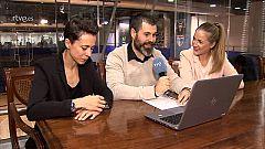 """Las árbitras del Girona - Perfumerías: """"Queda mucho camino hacia la igualdad"""""""