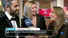 La Mañana - Roberto Leal y Anne Igartiburu presentan la nueva programación de Navidad