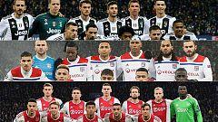 La 'Juve' de Cristiano, el vertiginoso Lyon y la vuelta de Huntelaar al Bernabéu