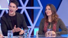 Lo Siguiente - Alejo Sauras y Cristina Plazas hablan sobre Javier Gutiérrez y Estoy Vivo