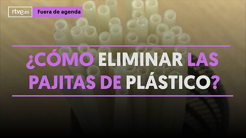 Las pajitas de plástico tienen los días contados