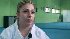 Mujer y deporte - Karate: 'Marta García'