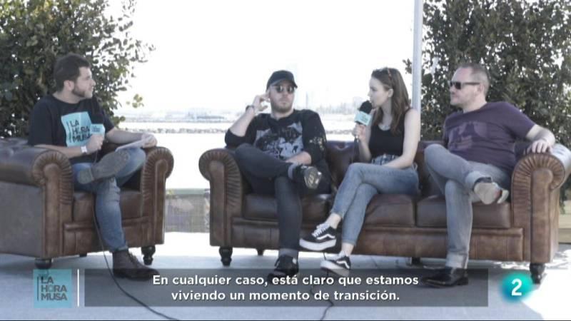 Entrevista a Chvrches