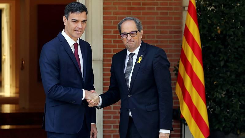 El Govern plantea a Sánchez una reunión de presidentes con ministros y consellers