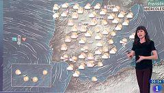Lluvias en el norte de España