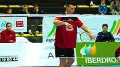 Badminton - Liga Nacional División de Honor 2018/19 jornada 8 Resumen