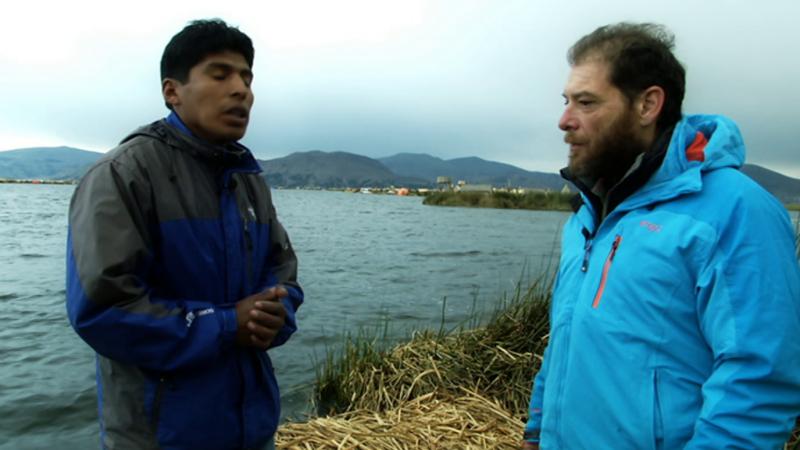 Diario de un nómada - Ruta de los exploradores de América. Capítulo 9: El camino de los Incas I - ver ahora