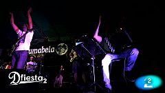 """DFiesta - Numabela cantan """"Libertad en Construcción"""" y """"Recuerdos"""""""