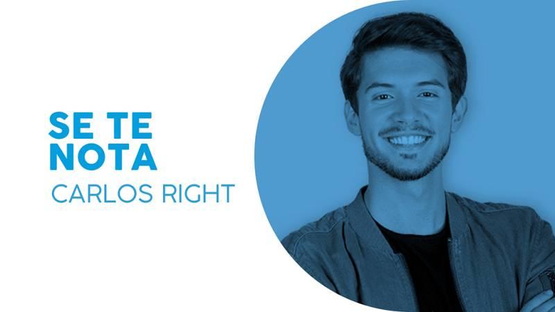 """Eurovisión 2019: Eurotemazo - Carlos Right canta """"Se te nota"""""""