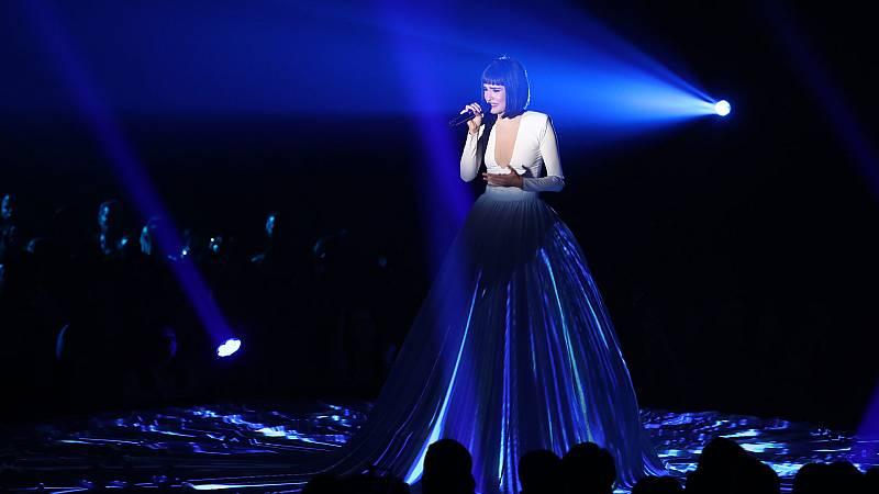 """OT 2018 - Natalia canta """"Never enough"""" en la gala final"""