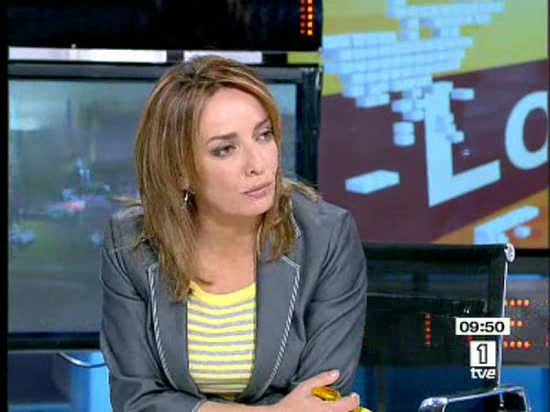 Marcelino Iglesias, presidente de Aragón, ha dicho que la conducción de agua a Barcelona no es un trasvase puesto que ya existía desde 1981, aunque sólo a Tarragona.